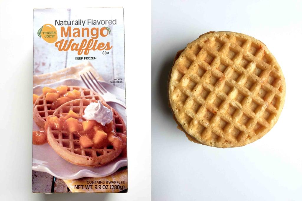 Pick Up: Mango Waffles ($2)