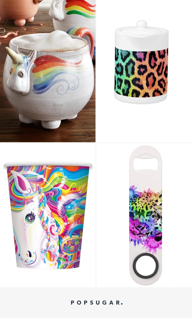 Lisa Frank Kitchen Products