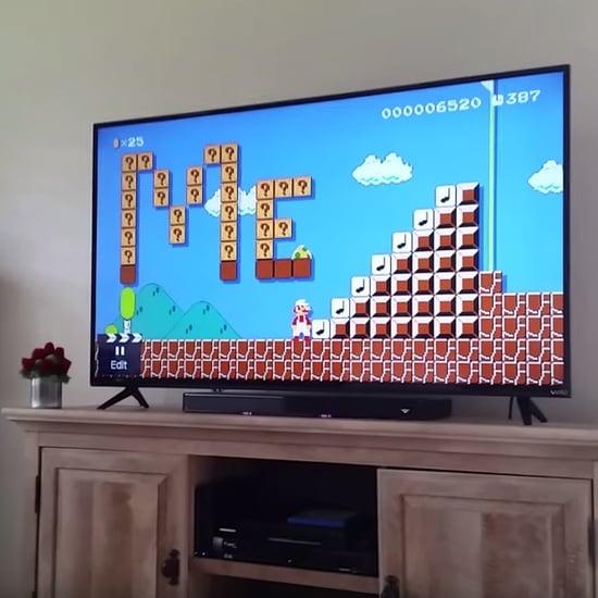 Super Mario Bros. Proposal