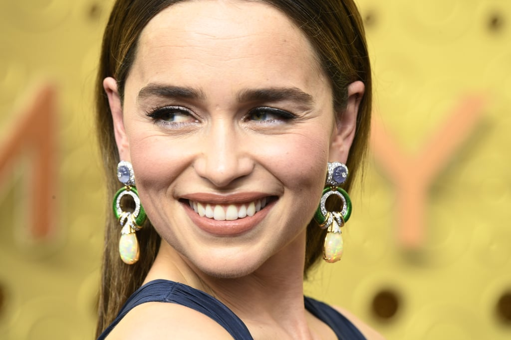 Emilia Clarke at the 2019 Emmys