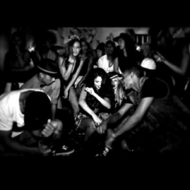 """Selena Gomez posted a picture from her music video for """"Birthday."""" Source: Instagram user selenagomez"""