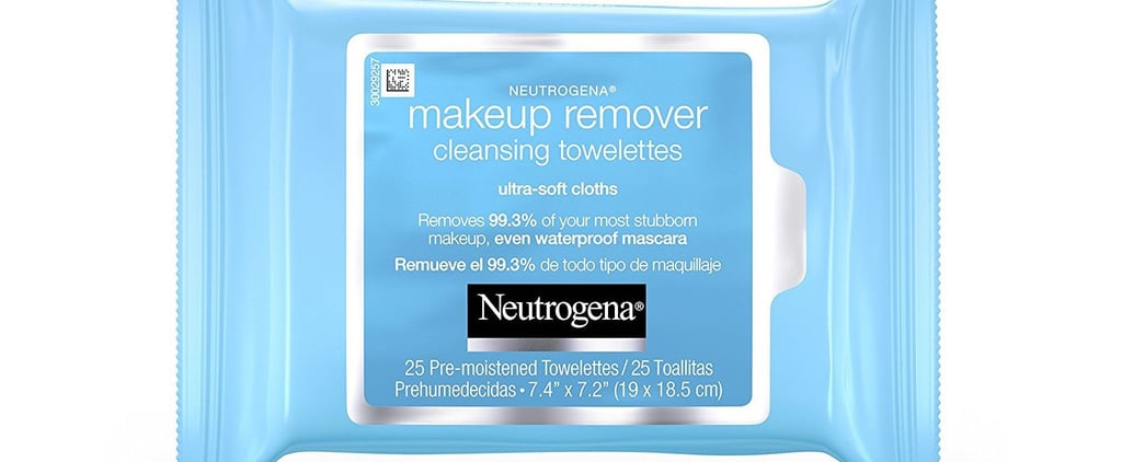 Neutrogena Cleansing Makeup Remover Facial Wipes Review