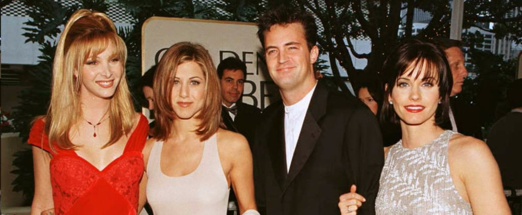 28 Award Show Moments That Will Make You Miss the Cast of Friends