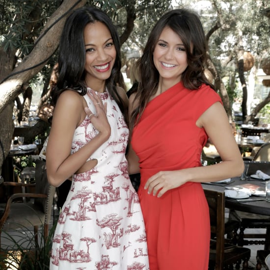 Celebrities at The Hollywood Reporter Stylists Luncheon