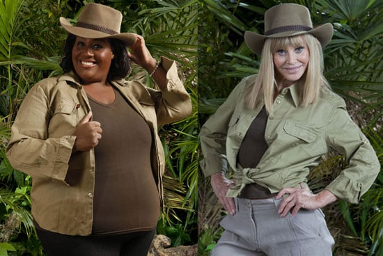 Alison Hammond and Britt Ekland are Evicted From the I'm A Celebrity Get Me Out of Here Jungle
