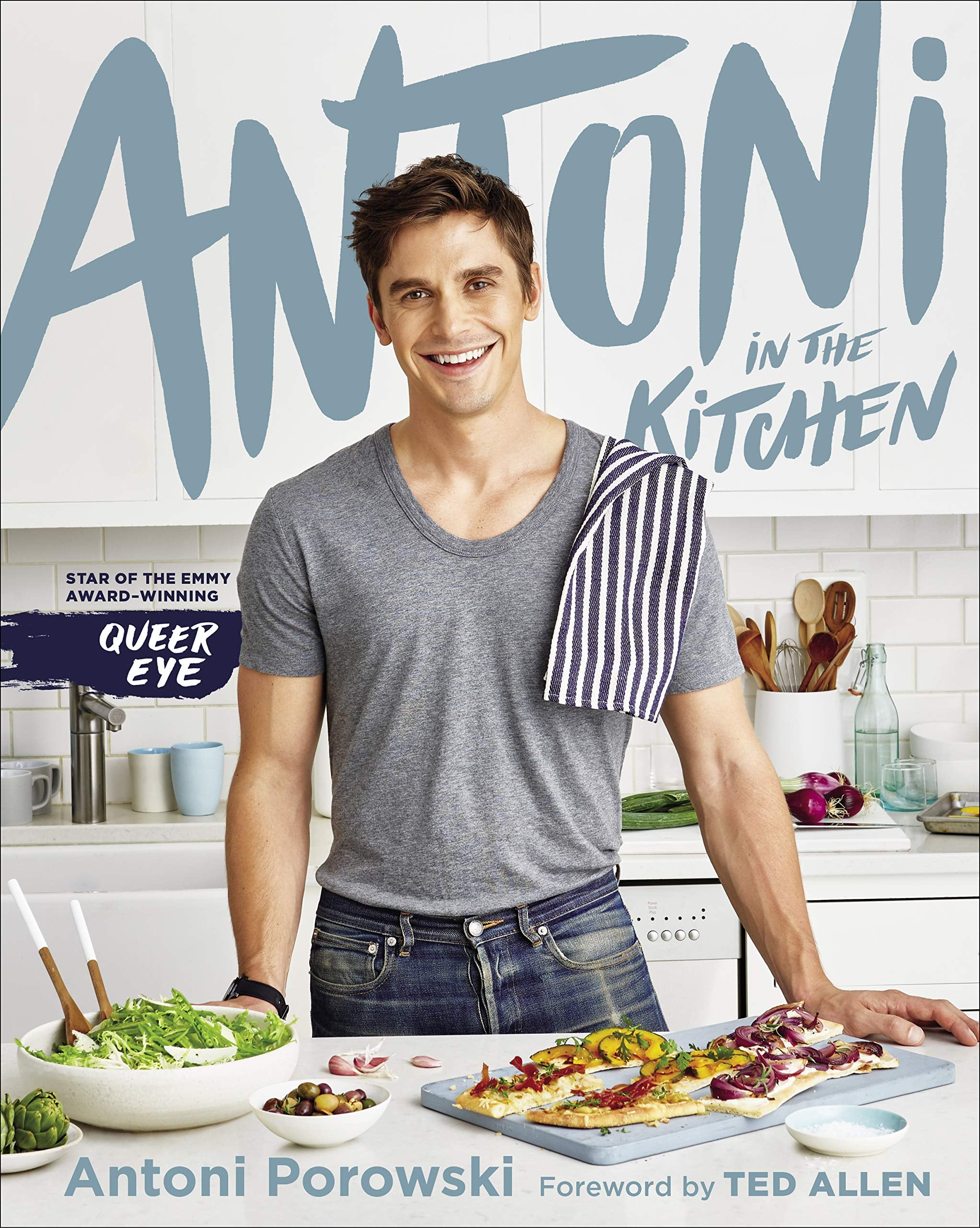 Can You Believe? Queer Eye's Antoni Porowski Is Releasing His First Cookbook!