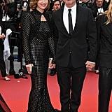 Elsa Zylberstein and Jean Dujardin