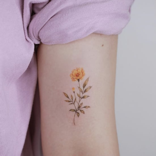 Birth Flower Tattoo Ideas