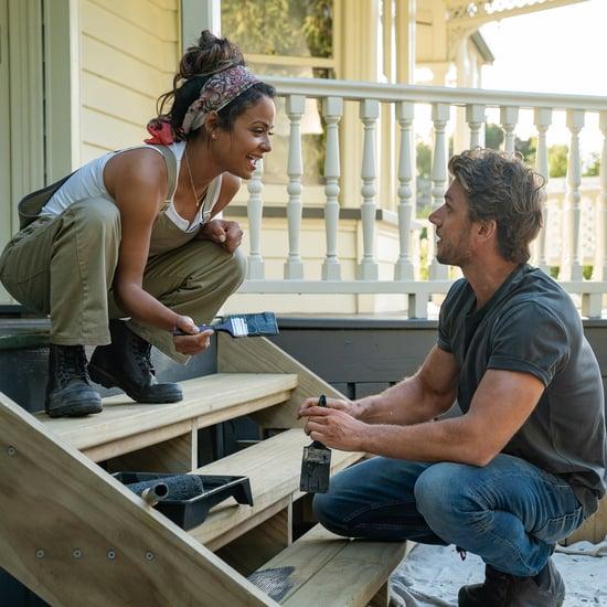 Who Plays Jake in Netflix's Falling Inn Love?