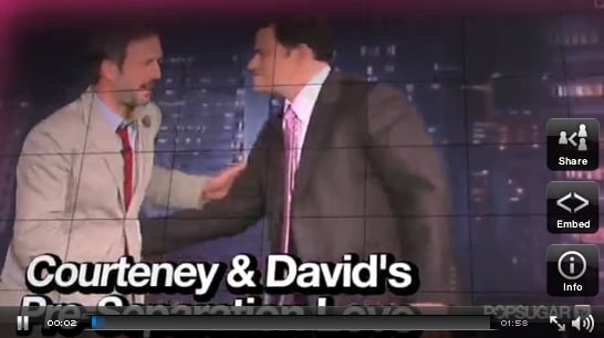 Video of Courteney Cox and David Arquette 2010-10-12 14:31:22