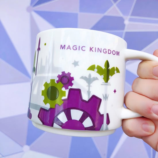 Disney World Starbucks Tomorrowland Mug