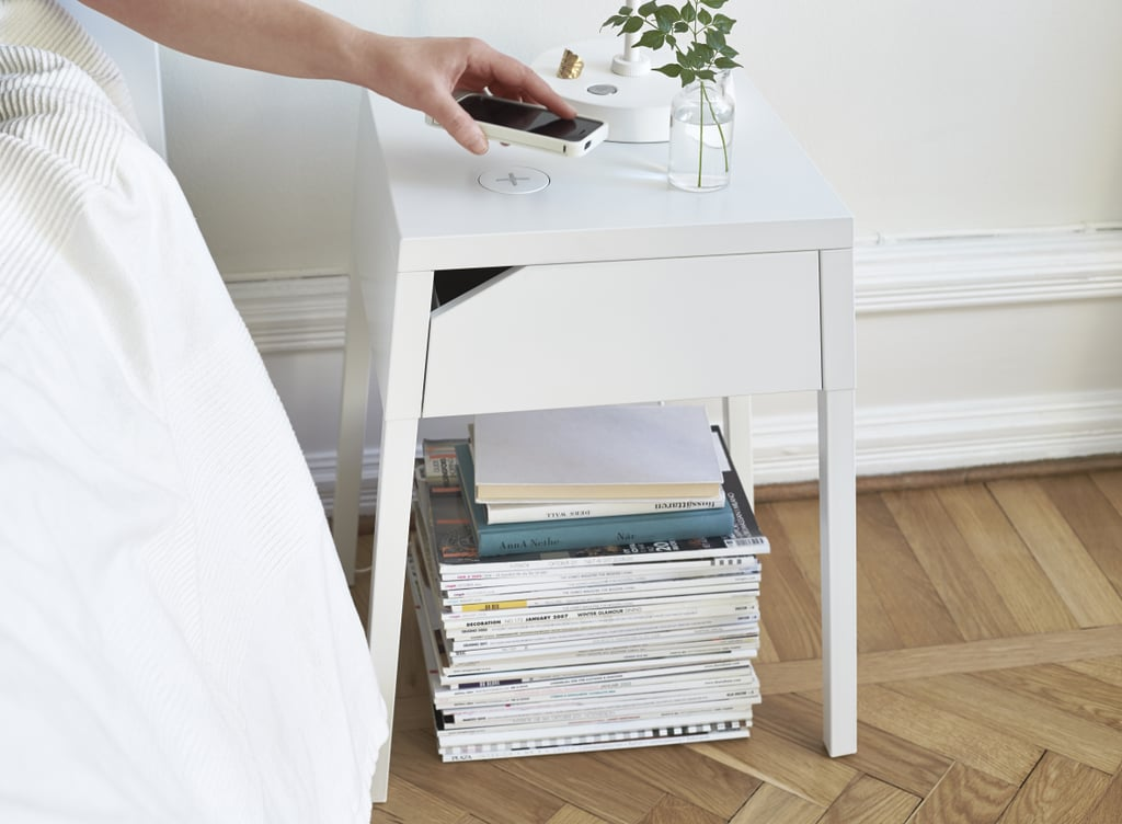 Ikea Wireless Charging Collection Popsugar Home Australia