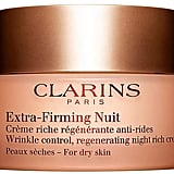 Clarins Extra-Firming Wrinkle Control Regenerating Night Cream