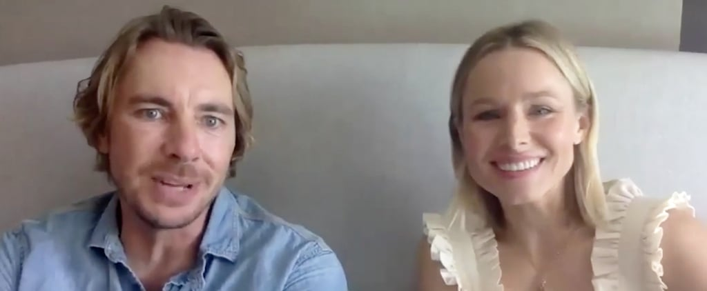 Kristen Bell and Dax Shepard on Parenting During a Pandemic