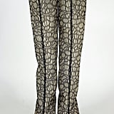 Christian Louboutin Lace Knee High Boots ($500)