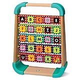 B Kids See n' Spin Alphabet Rack