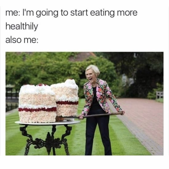 25+ Great British Baking Show Memes