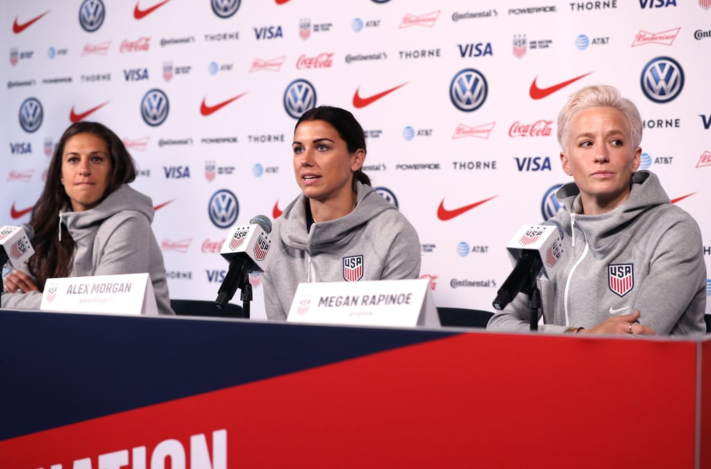 Who Is the USA Women's Soccer Captain?