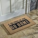 If You Forgot the Wine Go Home Doormat