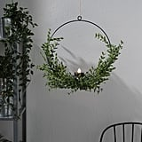 Vinterfest Outdoor Green LED Wreath