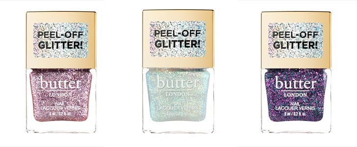 Butter London Peel Off Glitter Nail Polish Review