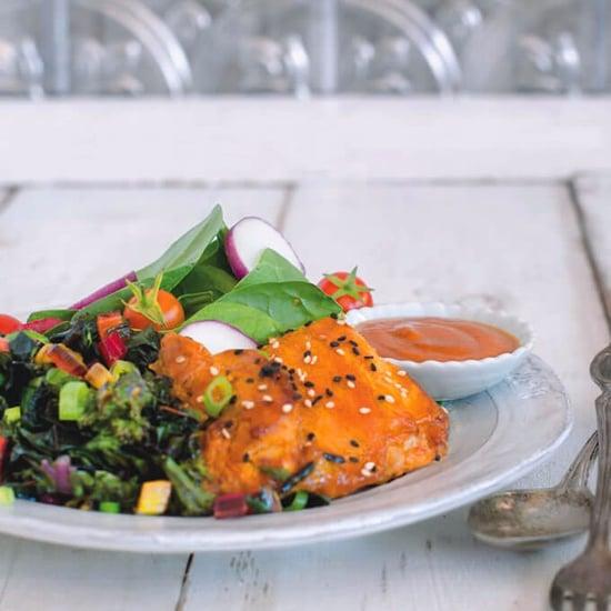 Gluten-Free Maple Sesame Glazed Chicken Recipe