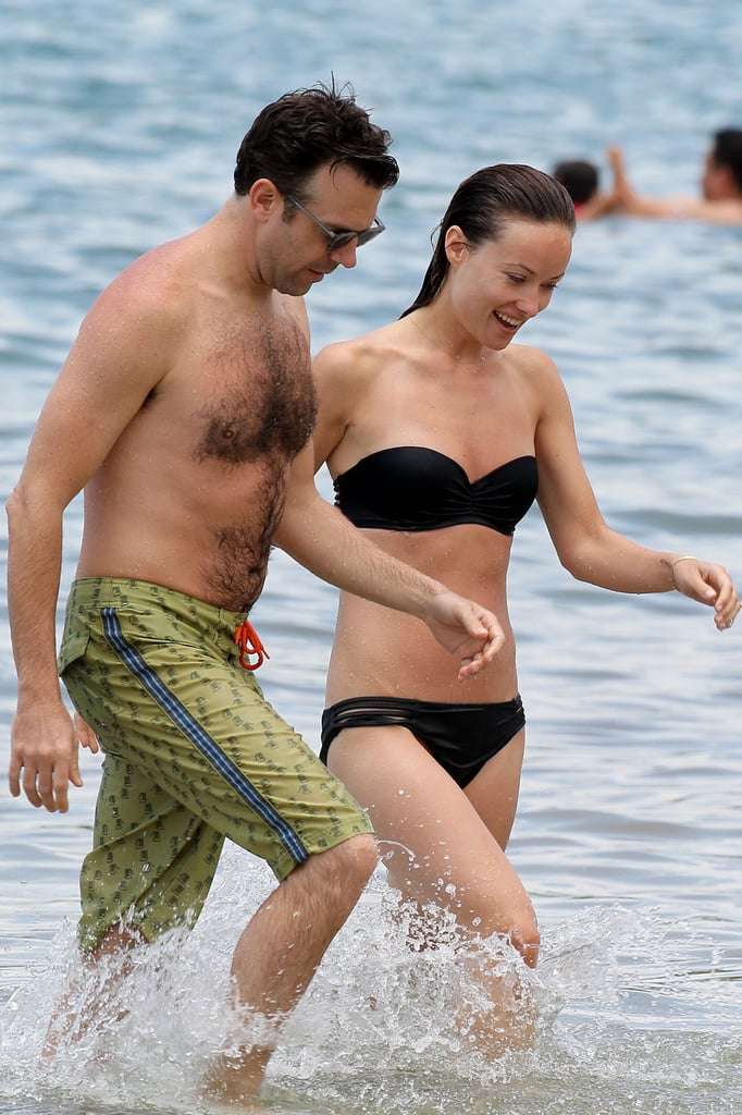 Olivia Wilde and Jason Sudeikis are on a Hawaiian vacation.