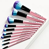 Spectrum Collections Attention Seeker 10-Piece Essential Brush Set