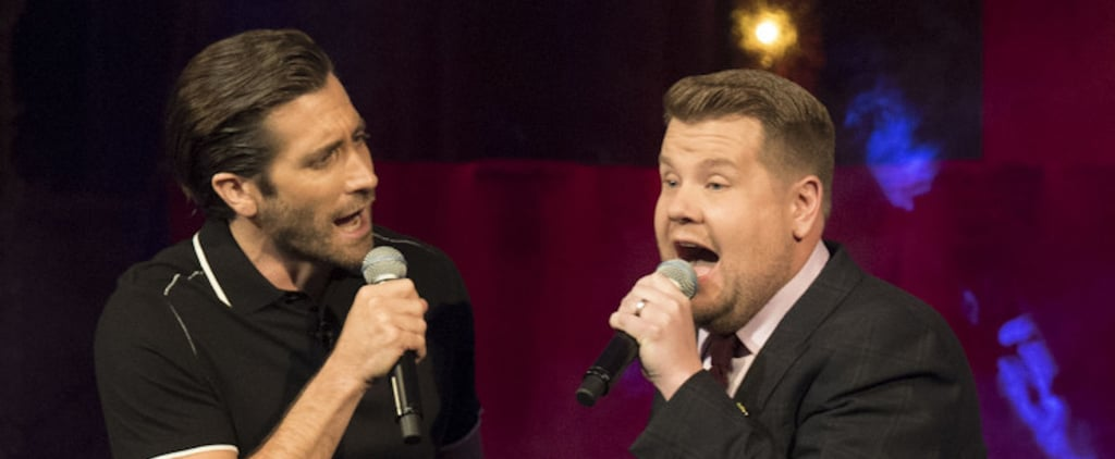 Jake Gyllenhaal James Corden Whitney Houston Parody Video