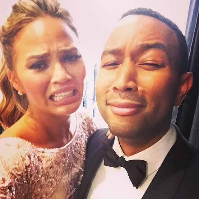 John Legend and Chrissy Teigen's Funniest Instagram Moments