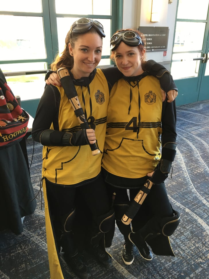 Hufflepuff Quidditch Players | Best LeakyCon 2016 Harry ...