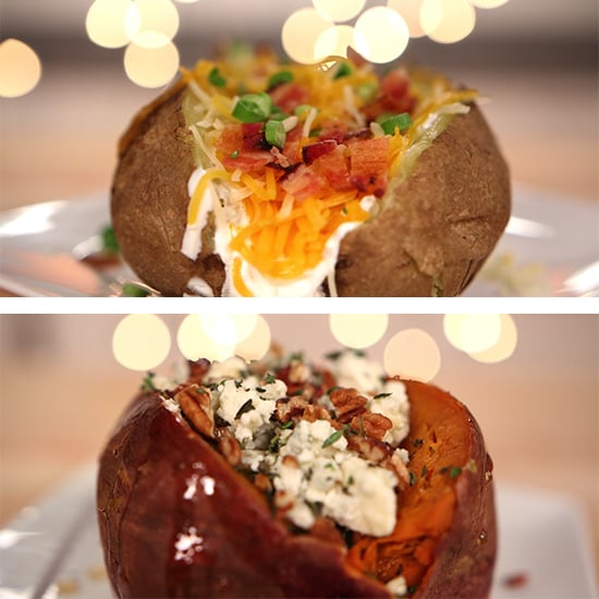 Baked Potato Topping Ideas