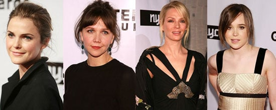 Whose Updo Do You Like Best at the Gotham Awards?