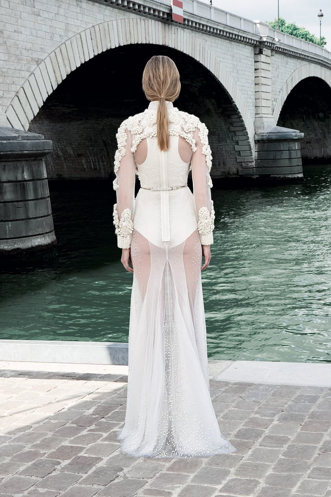 Givenchy Fall 2011 Couture
