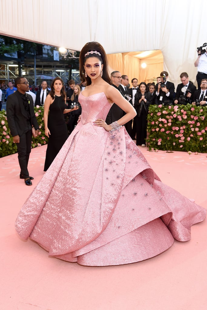 deepika padukone met gala 2019  popsugar fashion photo 2
