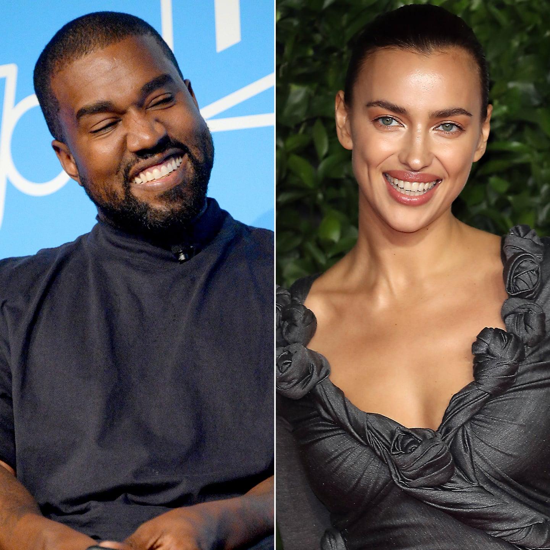 Inside Kanye West And Irina Shayk S Relationship Timeline Popsugar Celebrity