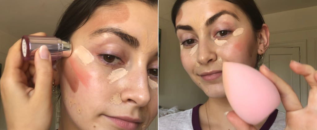 I Tested the Viral 5-Minute Makeup Hack From TikTok