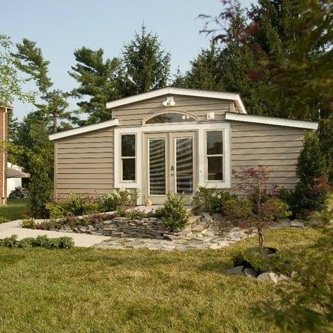 MedCottage Tiny House For Elderly Parents
