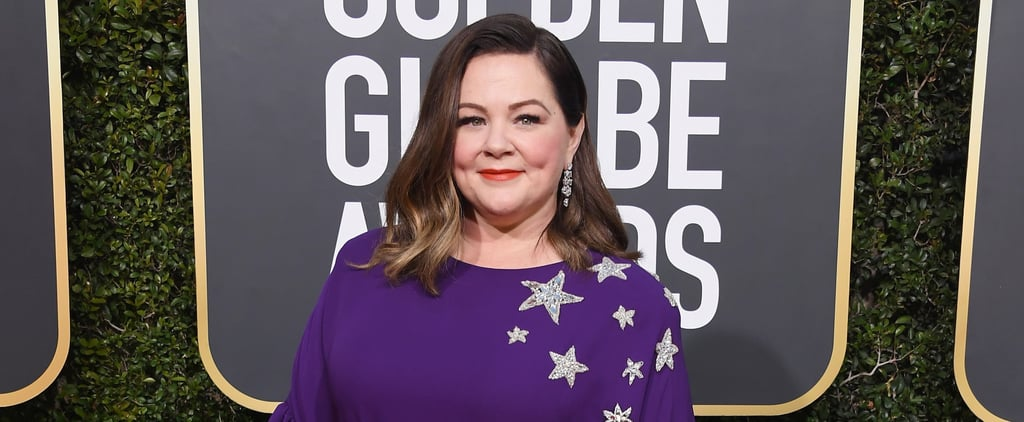 Melissa McCarthy Snuck Ham Sandwiches Into Golden Globes