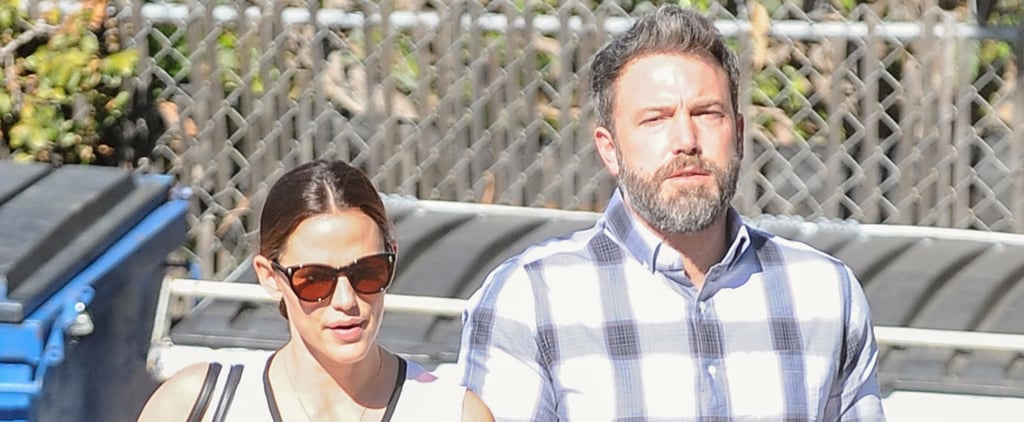 Jennifer Garner Reunites With Ben Affleck After Her Big Night at the Baby2Baby Gala