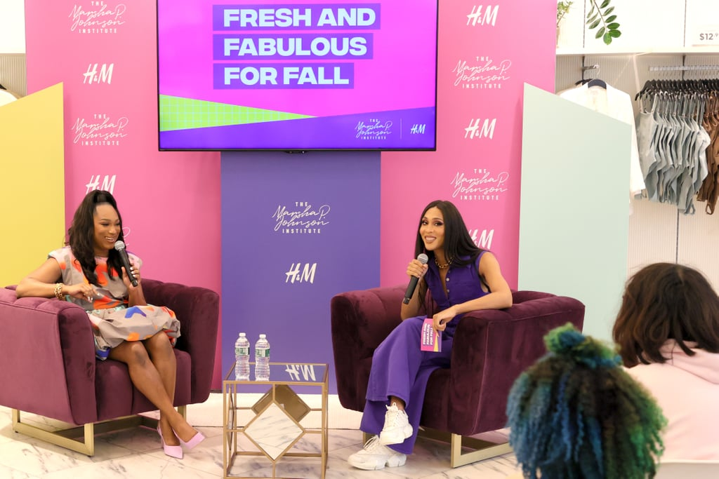 Mj Rodriguez Hosts an Event With H&M For LGBTQ+ Students