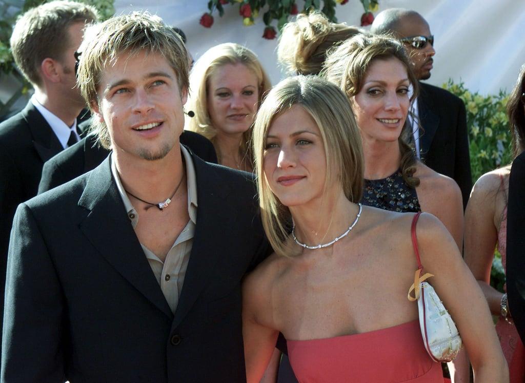 July 2000: Brad and Jen Get Married in Malibu