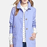 "Kate Spade New York lilac ""Annette"" coat ($598)"