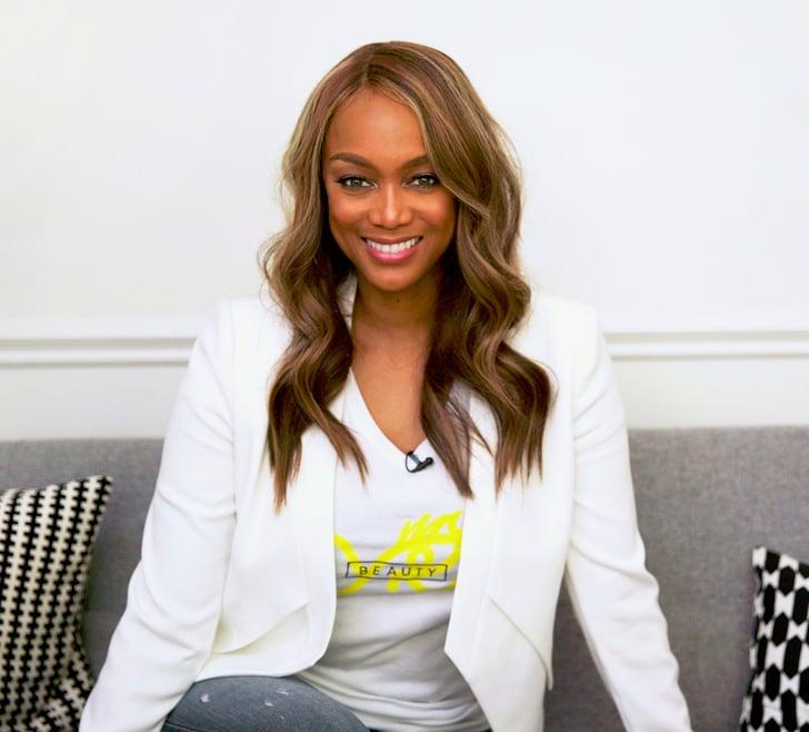 Tyra Banks Now: Tyra Banks Body Interview