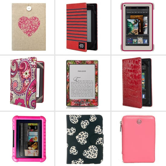Roses Are Red, Violets Are Blue, These Kindle Cases Are Just For You