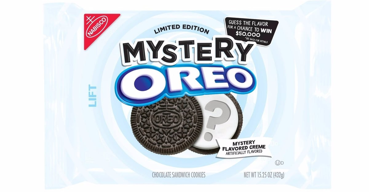 We Tried Oreo's Secret Mystery Flavor, and We Think We Know What It Is