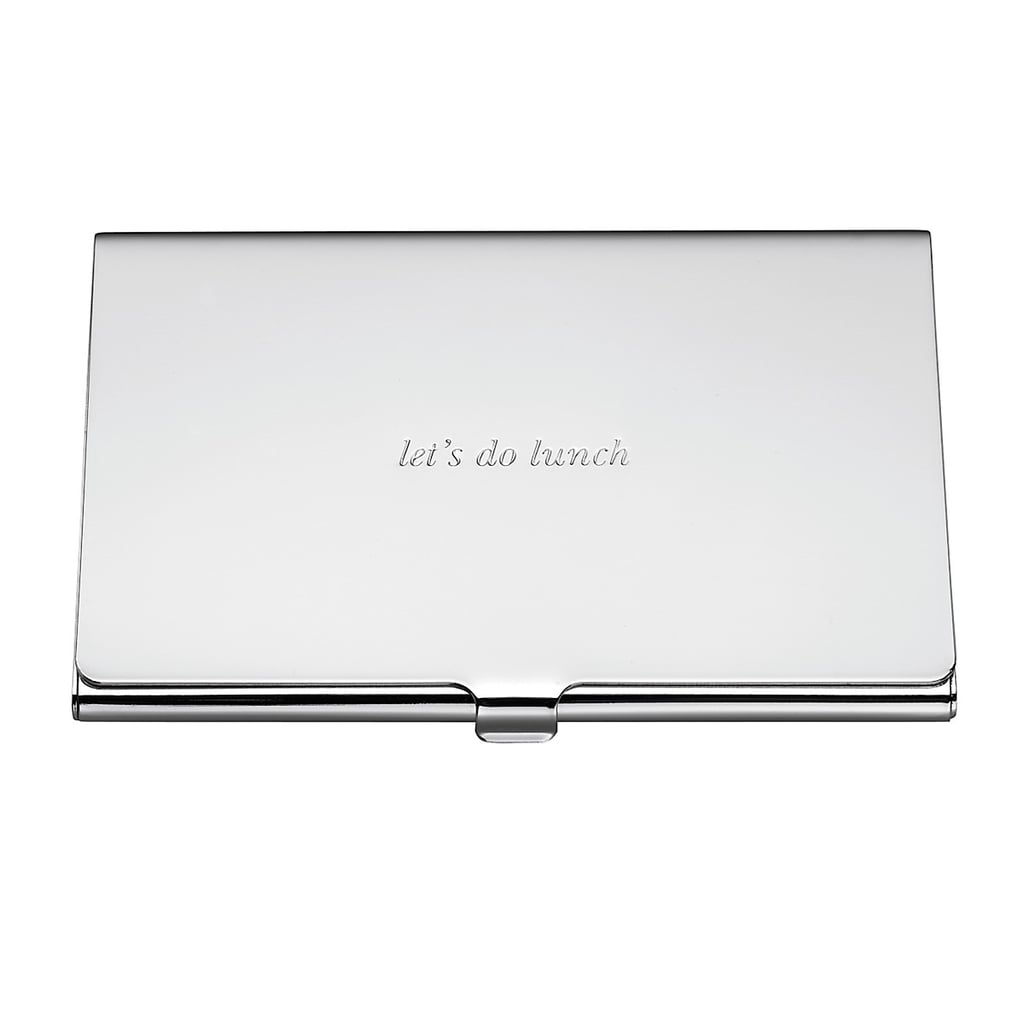Kate Spade Business Card Holder | Holiday Gifts For Female Co ...
