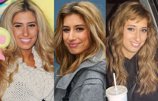 How Blonde Is Too Blonde? Stacey Solomon's Hair