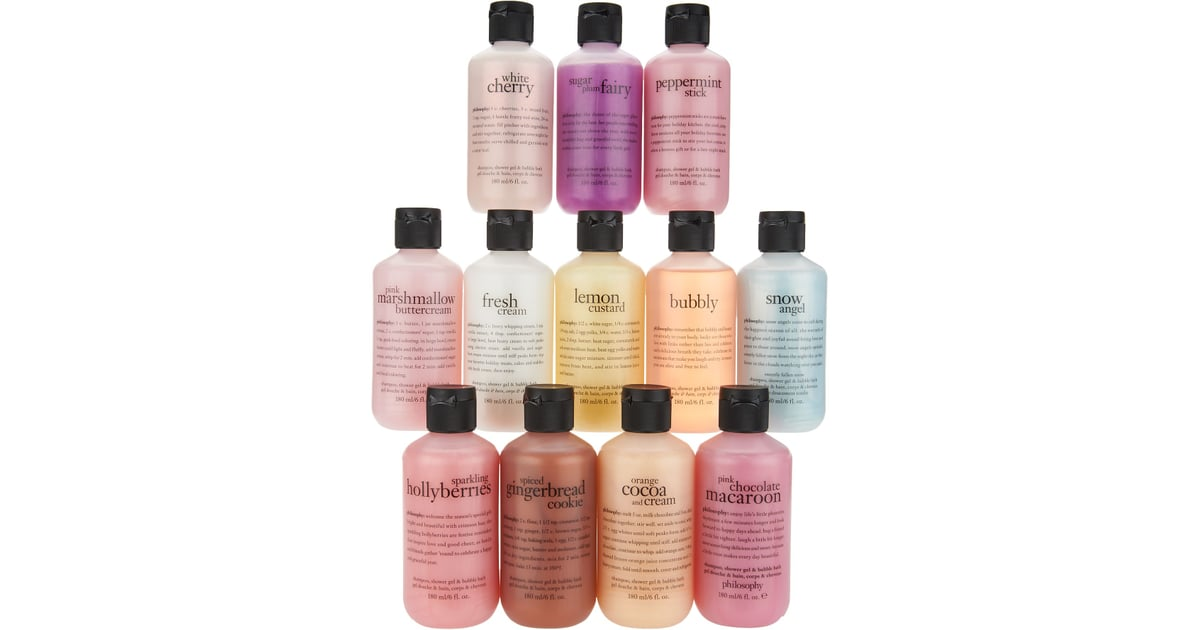 Philosophy days of christmas shower gel set