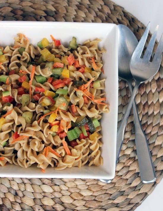 Tangy Pasta Salad